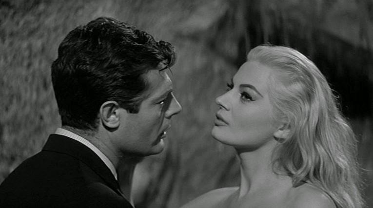The film sufi la dolce vita federico fellini 1960 for La dolce vita