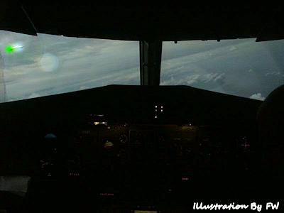 Jet Pilot Spotted a UFO Near Pune - Ahmadabad, Iran 10-4-14