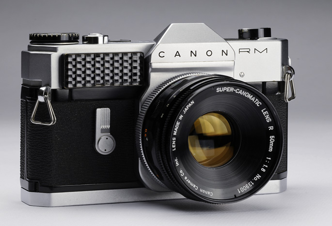 Exploring the World of Film Cameras and Lenses: Canonflex ...