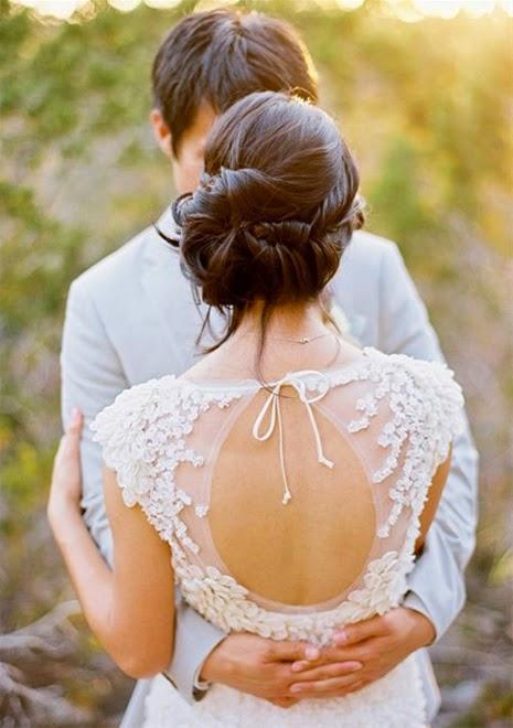Những mẫu váy cưới mùa thu xu hướng năm 2014 cho cô dâu4