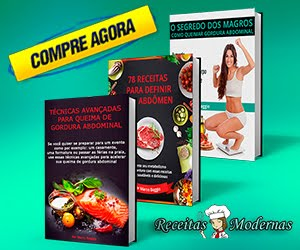 Queima de Gordura Abdominal - O Guia é Composto por 3 eBooks: