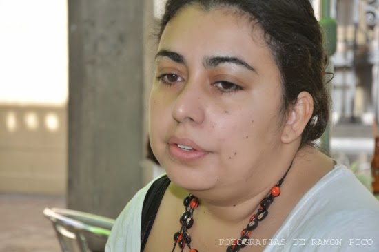 Fania Castillo, psicóloga de la ULA Táchira. Organizadora del Seminario Cultural BORDES.