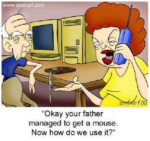 Computer Humor - So Funny