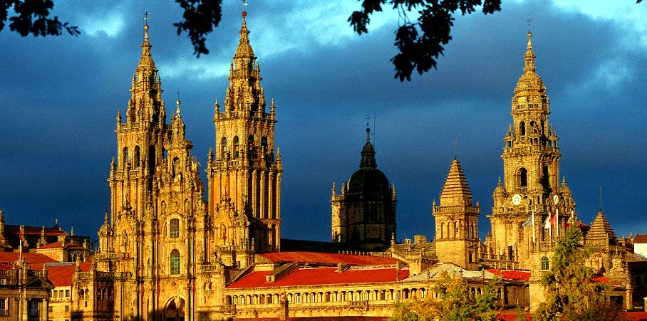 Domkirken - Santiago de Compostela