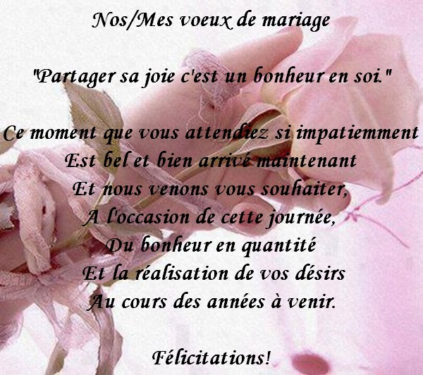 texte felicitation mariage humour. Black Bedroom Furniture Sets. Home Design Ideas