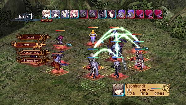 Agarest Generations of War screenshot 4