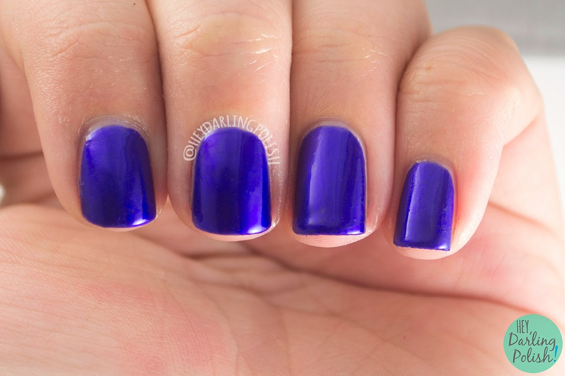 purple, metallic, mila, shimmer, luxe lacquers, swatch, july box, summer, hey darling polish, indie polish, nails, nail polish,