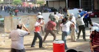 الإخوان المسلمين يقتلون أنصارهم من الخلف ويلصقونها بالجيش المصري