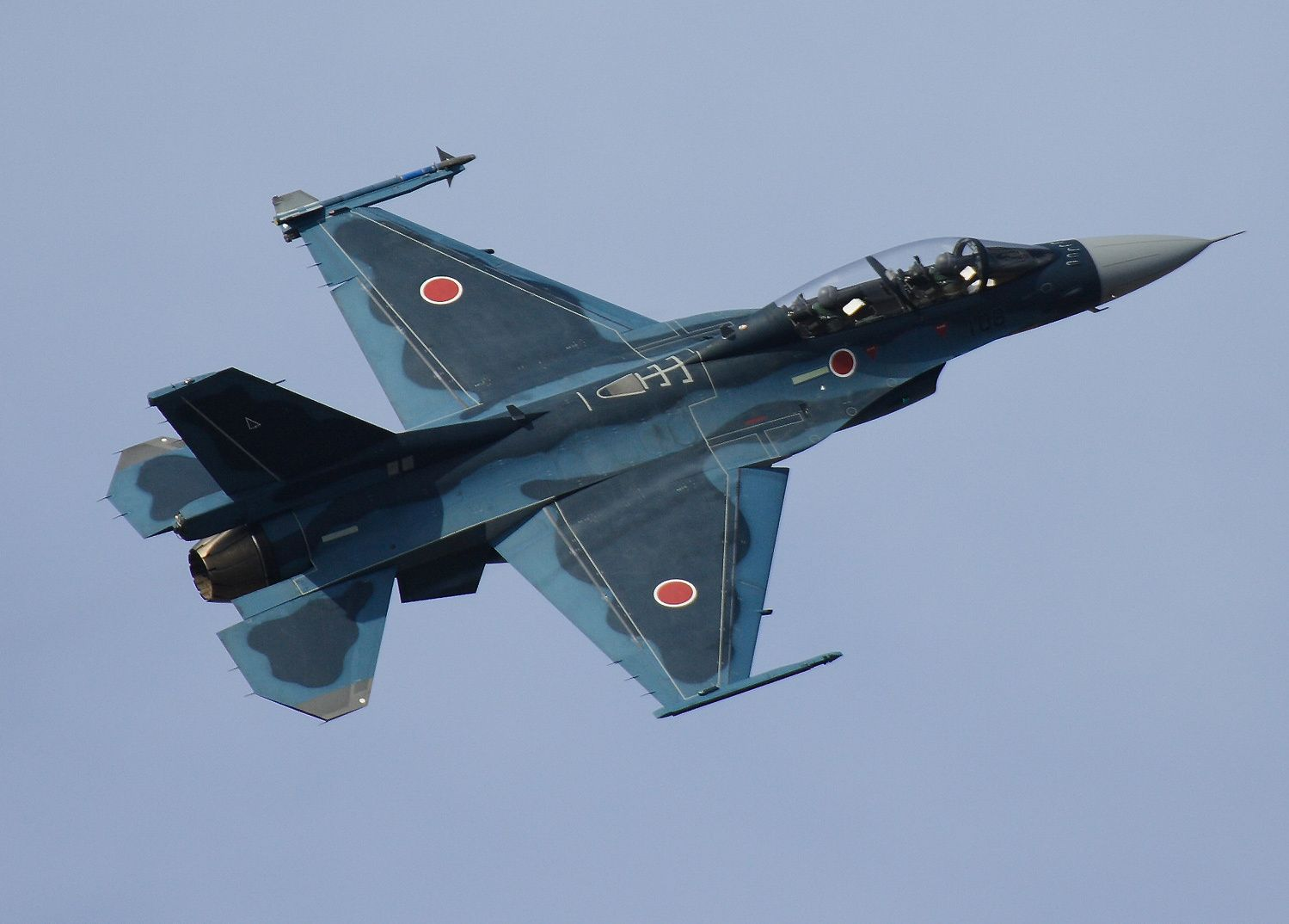 Global War Birds: Mitsubishi F-2