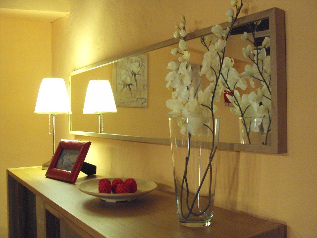Decoracion de ba o con plantas - Decoracion de jarrones con flores artificiales ...