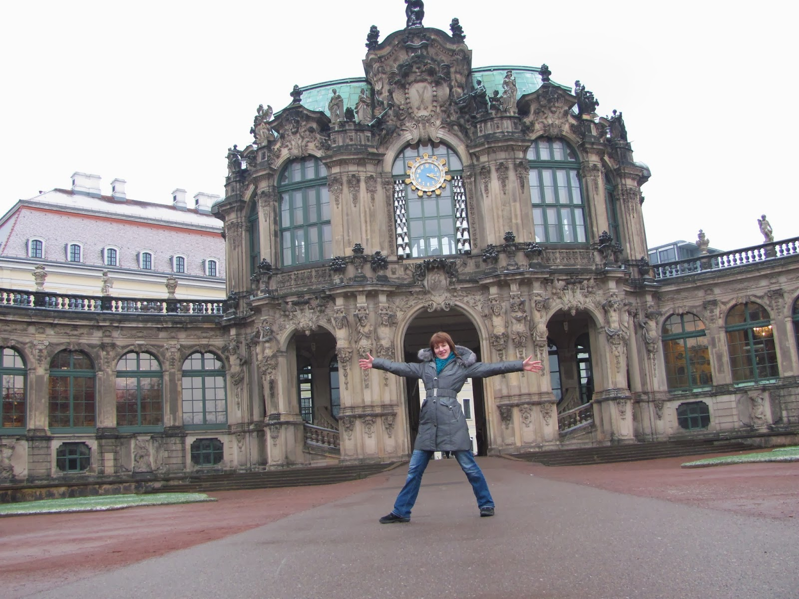 Дрезден, Эльба, путешествия, цвингер