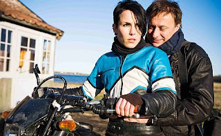 Noomi Rapace and Michael Nyqvist