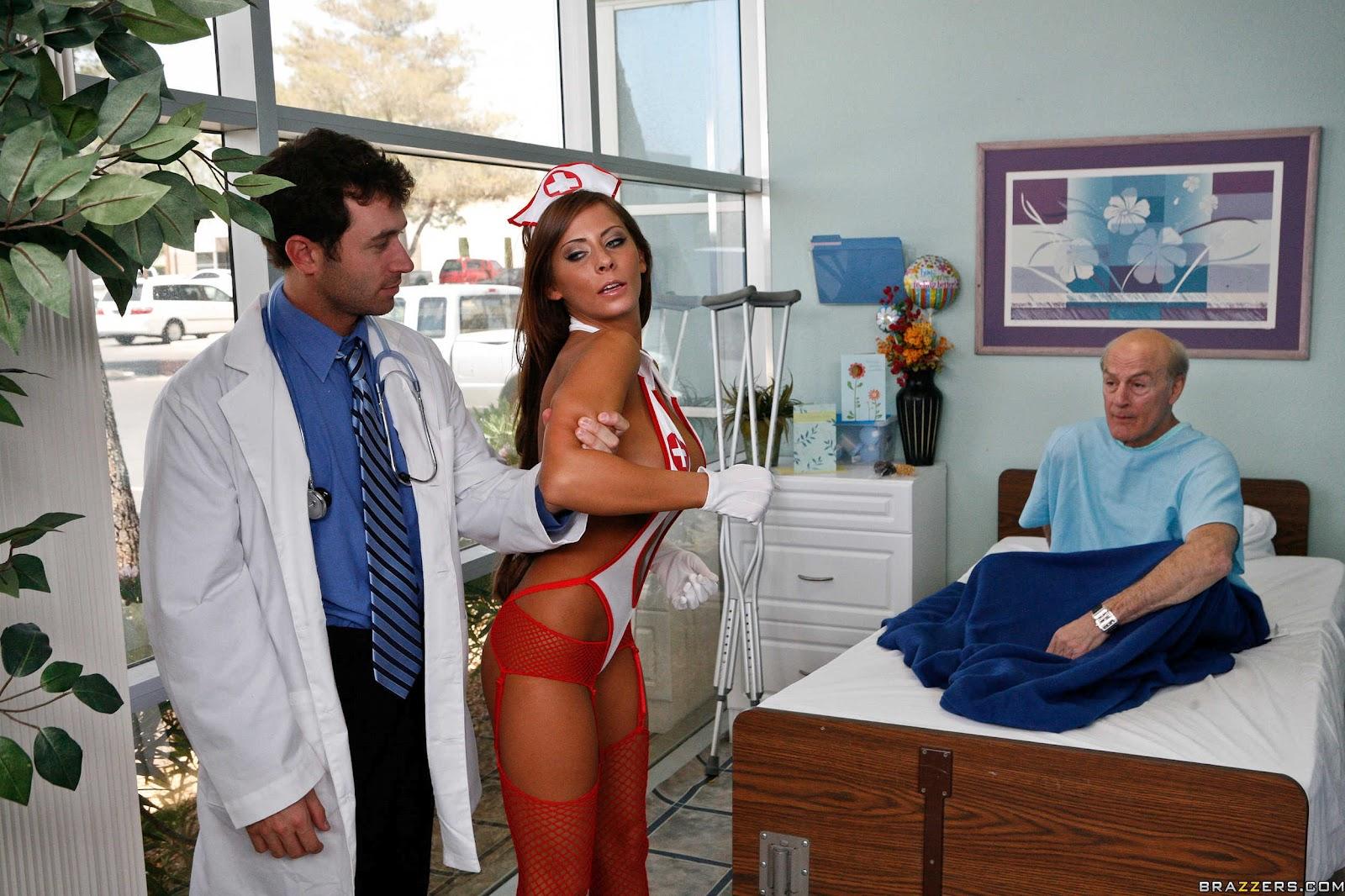Brazzers - Madison Ivy (enfermera)
