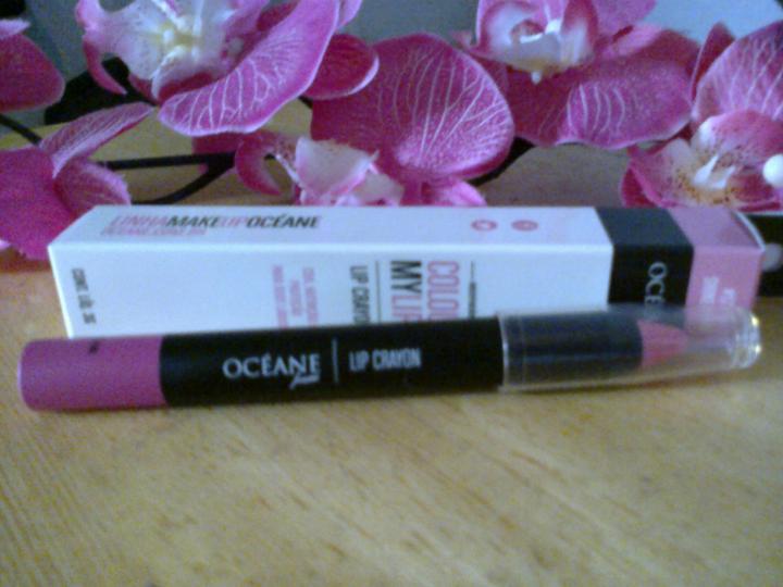 Resenha Lip Crayon da Océane Femme