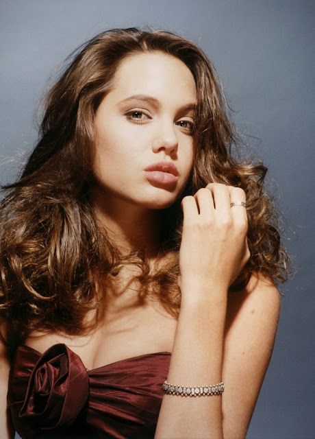 Long Hairstyles✿Angelina Jolie