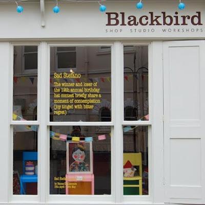 Blackbird online shop