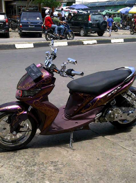 Mio Soul GT - Palembang title=
