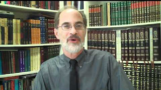 Dr. David Kraemer, Librarian of the Jewish Theological Seminary
