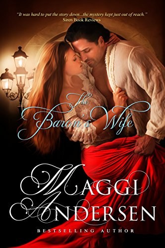 The Baron's Wife by Maggi Anderson