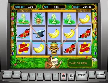 Бесплатные игровые автоматы безумная обезьяна скачать игровые автоматы ссср для андроида