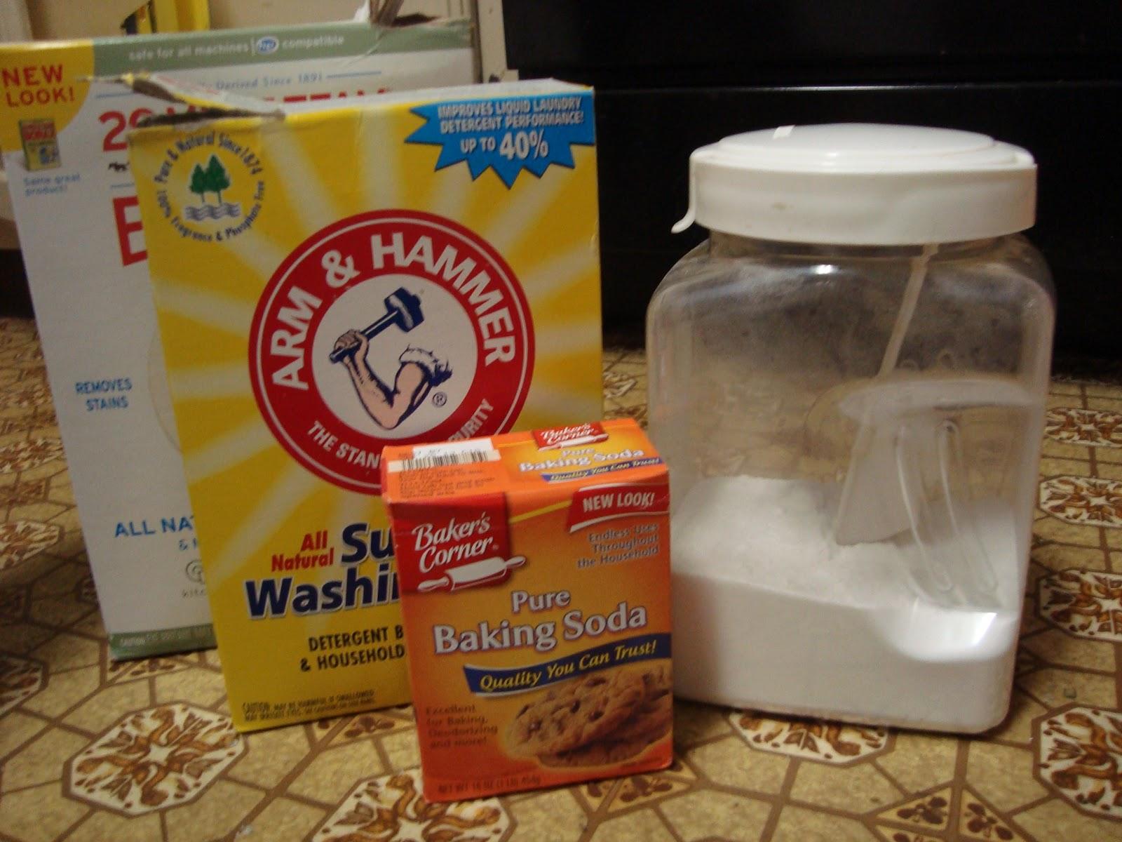 The Glutenless Garden: Meowscellaney: Dishwasher Detergent