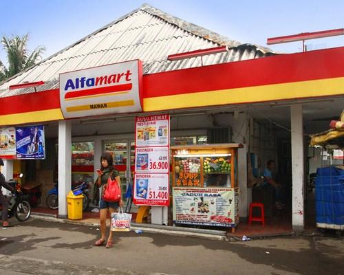 Melirik Peluang Usaha di Area Minimarket