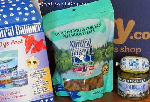 Natural Balance Dog Food and Treats from Chewy.com