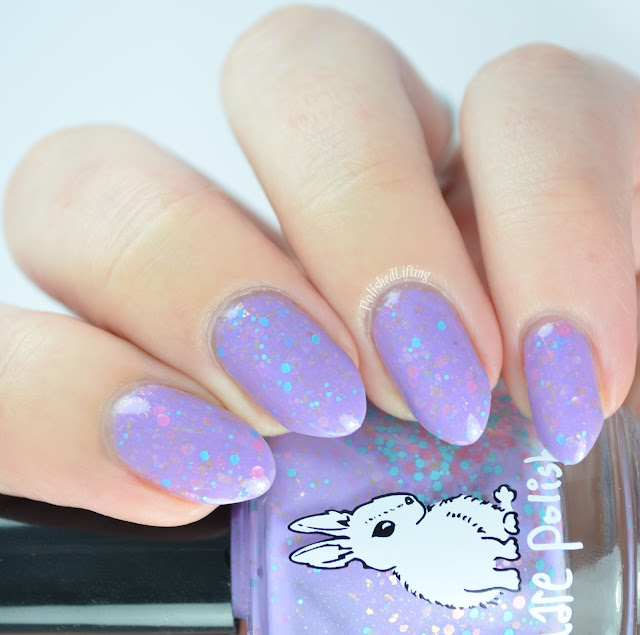 Hare Polish Cotton Candy Crush