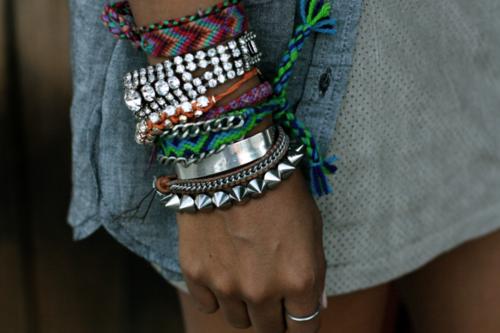 bracelets printemps été