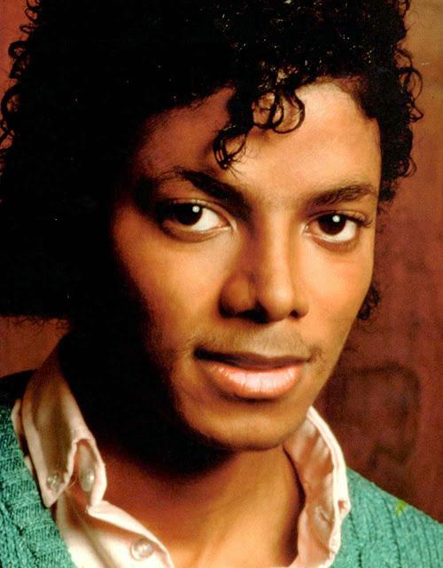 Foto Michael Jackson muda