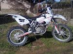 La moto de Sergio (Ktm 300 2t)