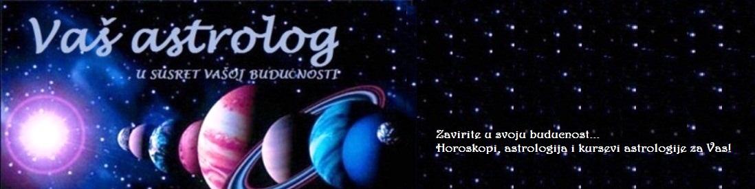Vas astrolog