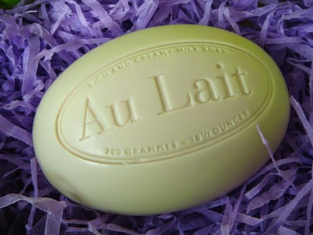 Jabón Artesanal Au Lait Scottish Fine Soaps