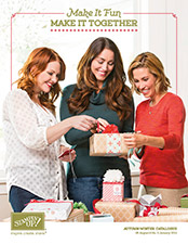 Stampin' Up! Autumn/Winter Catalogue 2014