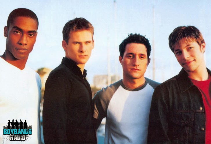 Antony, Simon, Duncan and Lee are the British boyband Blue. Listen to them on BoybandsRadio.com