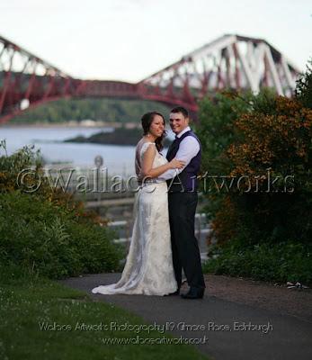 Queensferry Hotel, North Queensferry Wedding Photographer
