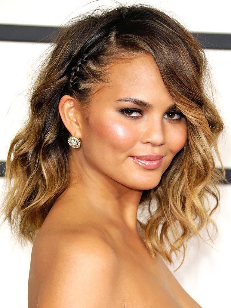 Peinados para cabello medio corto de mujer