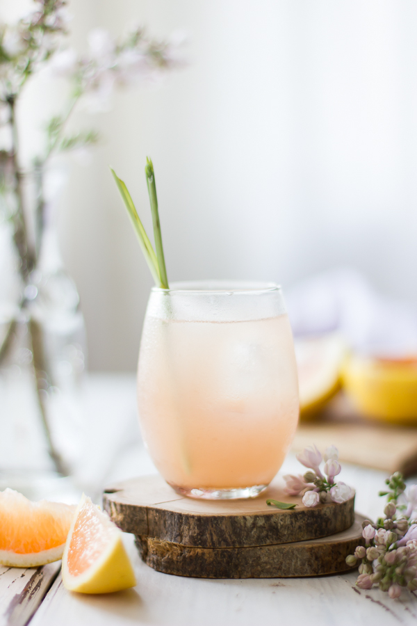 "Ginger Sake Cocktail ""Sushi"" Recipes — Dishmaps"