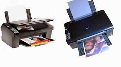 Как обнулить памперсы для принтера Epson Stylus CX4400 / CX4450