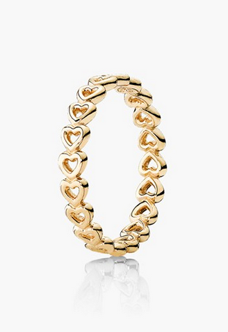 PANDORA 'Linked Love' Ring $275.00