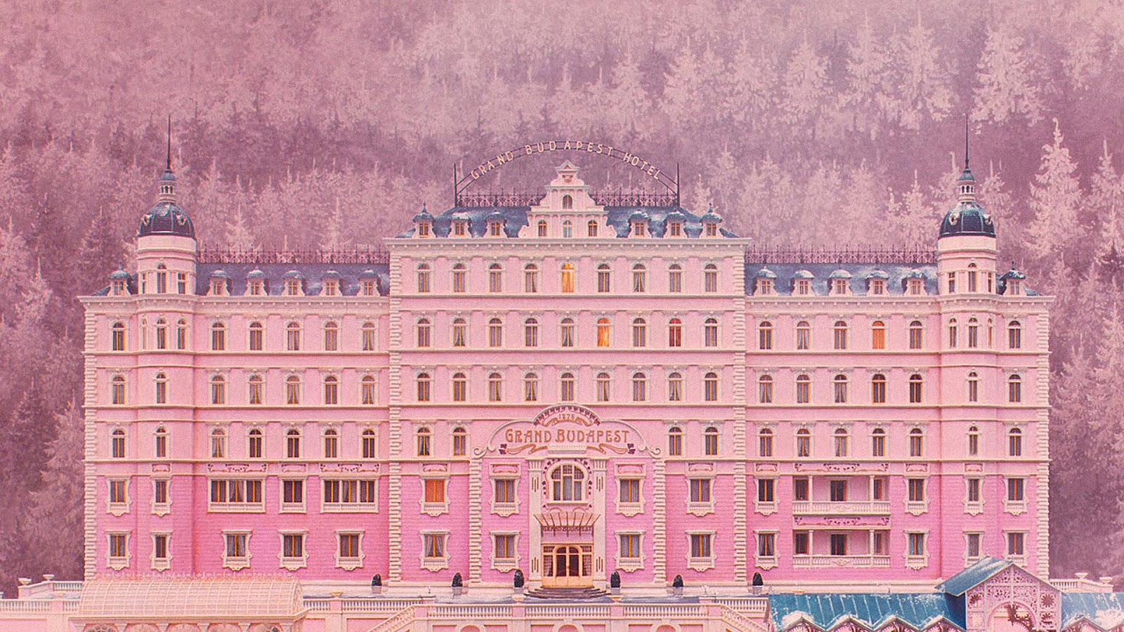 Grand Hotel Budapest Review Film
