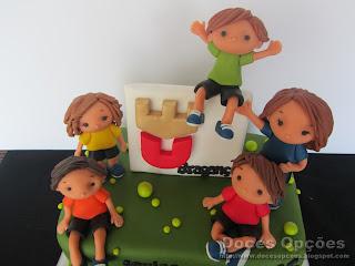 bolo festa férias desportivas doces opções bragança