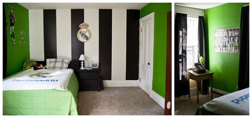 rachelle chase blog my boys soccer bedroom before and after