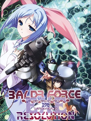 Baldr Force Exe Resolution Kênh trên TV