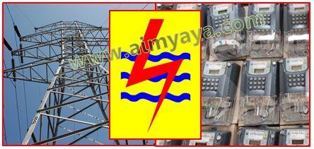 Gambar: Kabel dan Meteran Listrik PLN