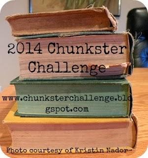Chunkster Reading Challenge