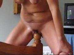 Milf first porn video
