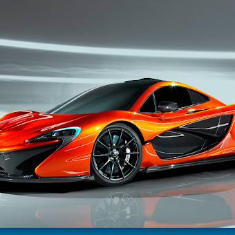 McLaren Automotive promised us they would reveal the P1 at the Paris