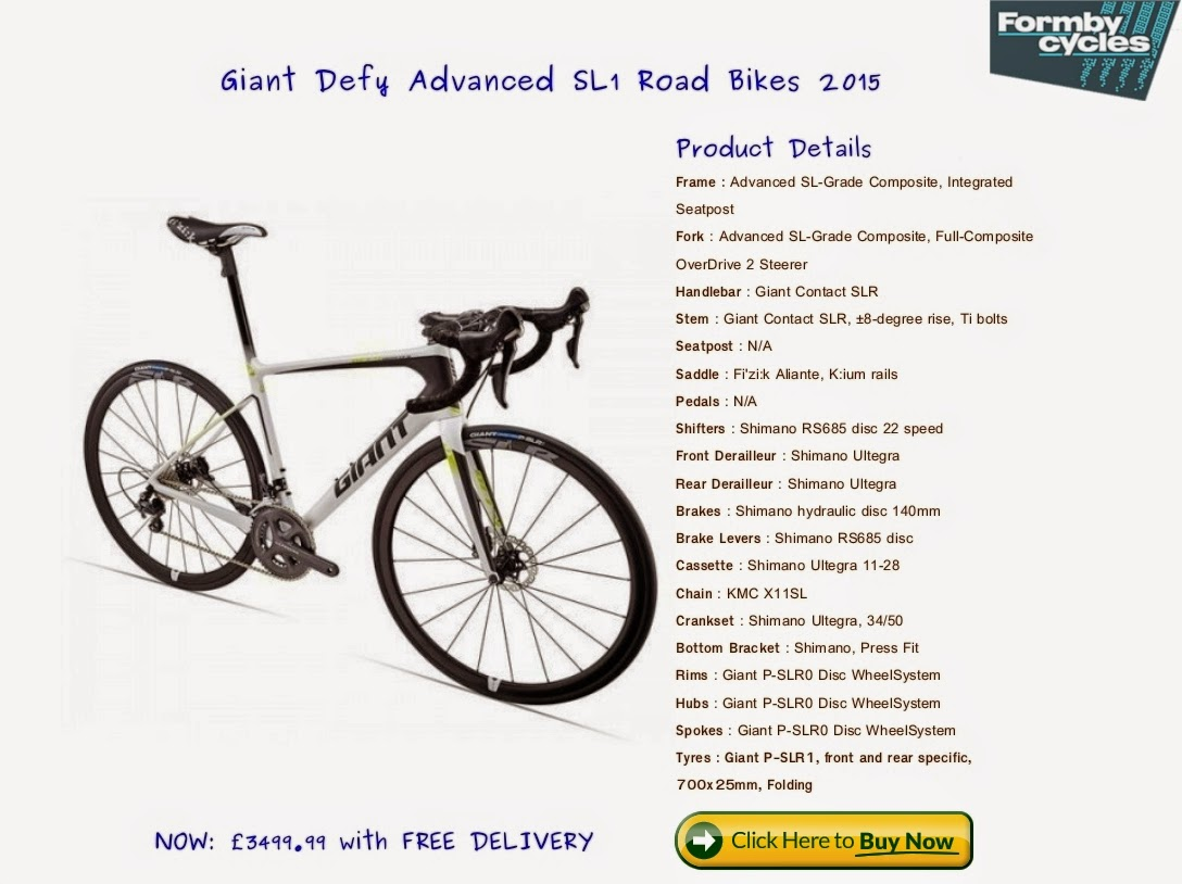 2015 Giant Bikes for Sale in UK