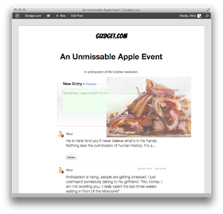 New on the liveblog plugin for WordPress